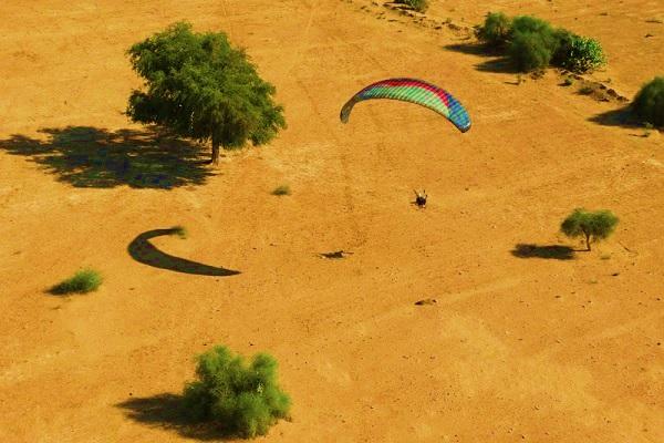 5 Paragliding jaisalmer