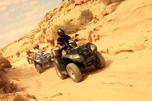 Desert Adventure view