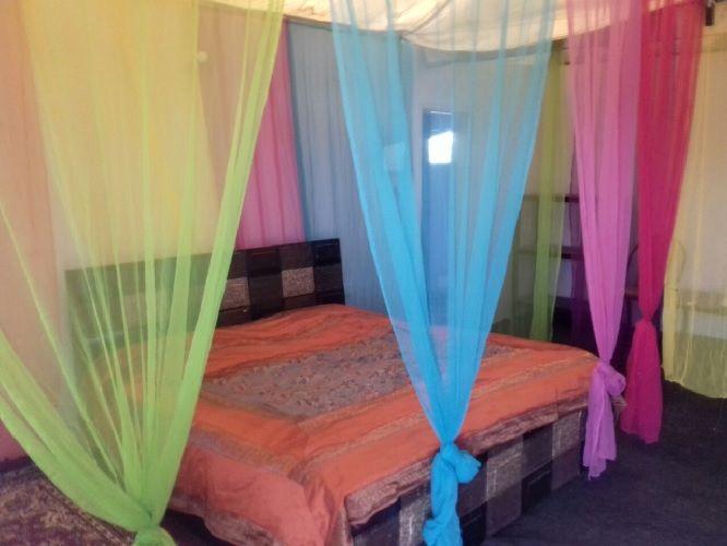 Desert Camp interior