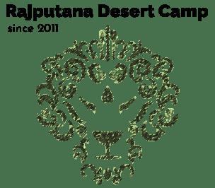rajputana desert camp logo